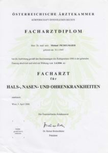 1.Facharztdiplom_Oesterreich