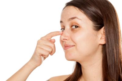 Patientenbegleitung Nasenoperation